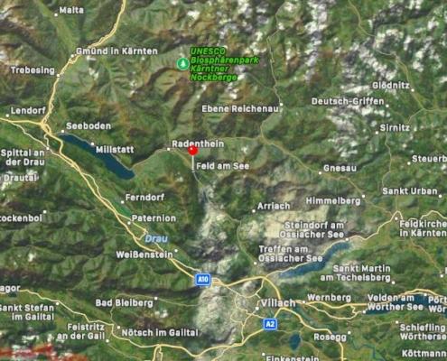 Haus Feldseeblick Ferienwohnung Kärnten Österreich