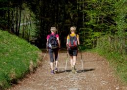 Nordic Walking & Wandern - Feld am See