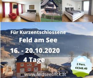 Haus Feldseeblick Promo